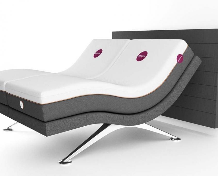 Matrassen en bedden Perzona boxspring design