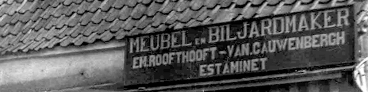 Roofthooft Biljardmaker