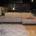 Salon met verstelbare zitdiepte en longchair
